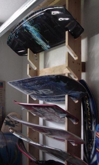 Water Ski Rack Ski Rack Wakeboard Rack Wakeboard Storage