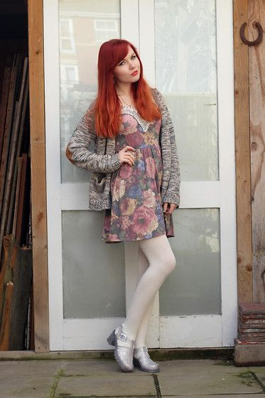 f422bb957eab Primark Floral Dress