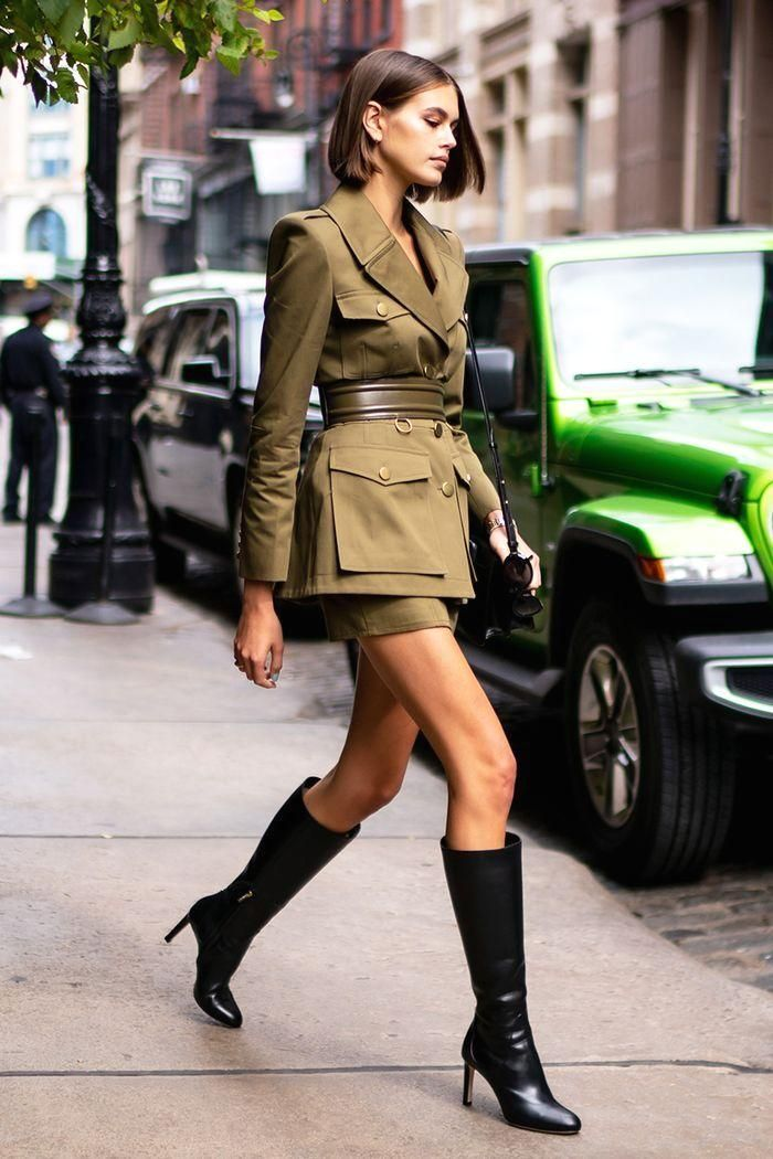 #Celebrity #Boots Popular Celebrity Boots Trends  See how popular celebrities are styling this fall's hottest boot trends and shop the pairs you'll need to get the look.
