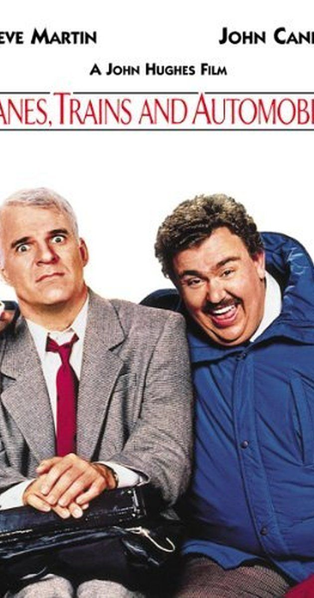 with steve martin john candy laila robins michael mckean a man must struggle to travel home for thanksgiving with an obnoxious slob of a shower curtain - Steve Martin Christmas Movie