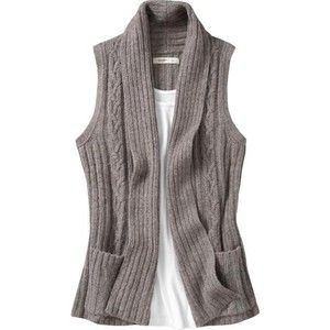 Old Navy Womens Openfront Sweater Vests - Polyvore | Stitch Fix ...