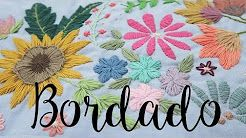 tutorial bordado hungaro - YouTube