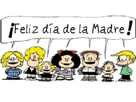 Felizdia Mamas Feliz Día De La Amistad Personajes De Mafalda Dia Del Amigo