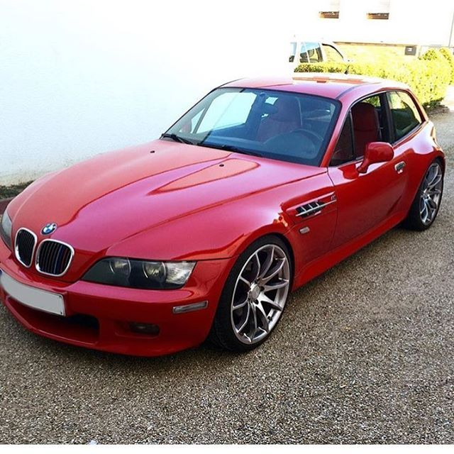 Bmw Z3 Colours: Look At That Shine! This BMW Z3 Got Some New Color With