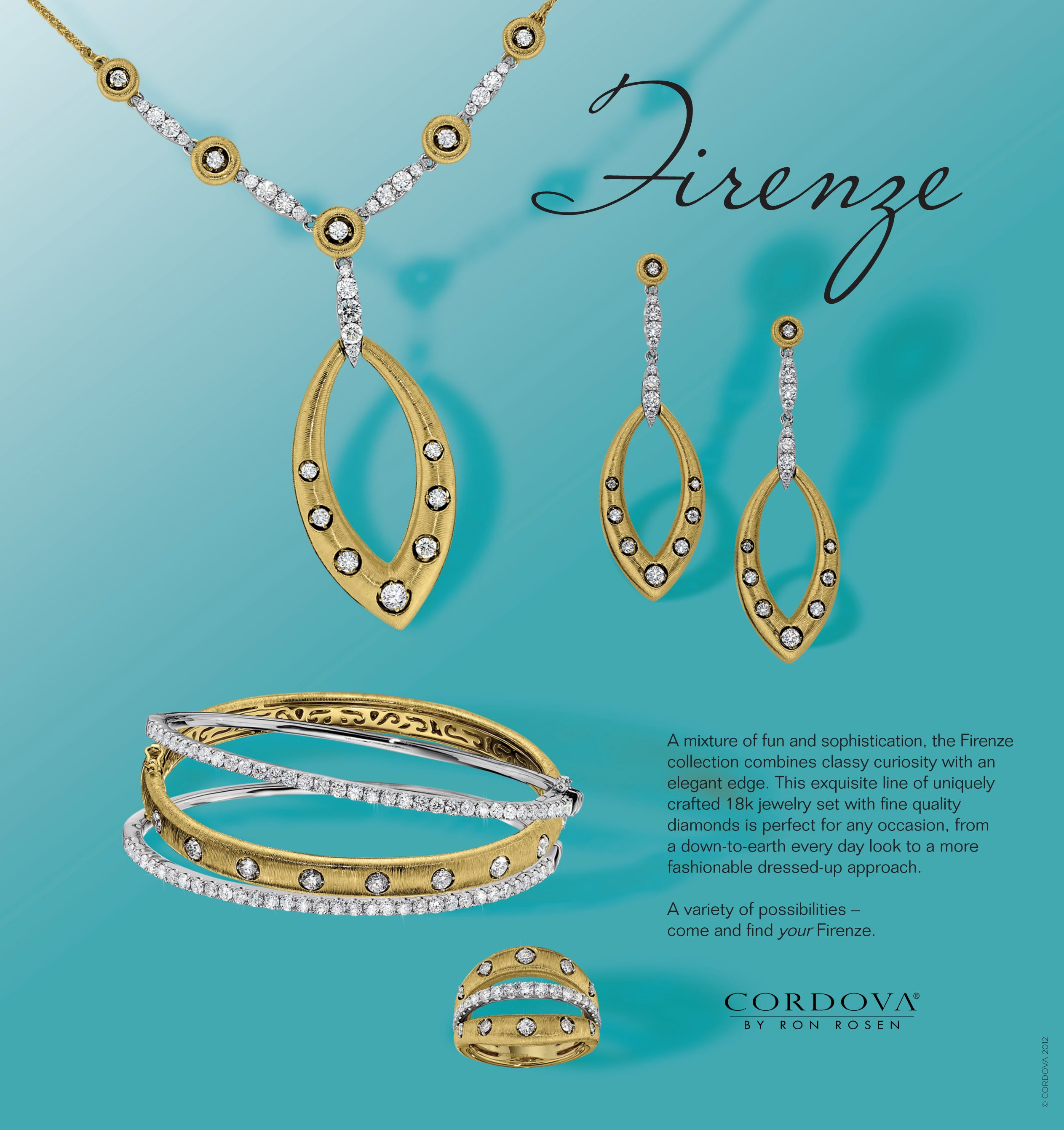 Firenze Collection by Cordova