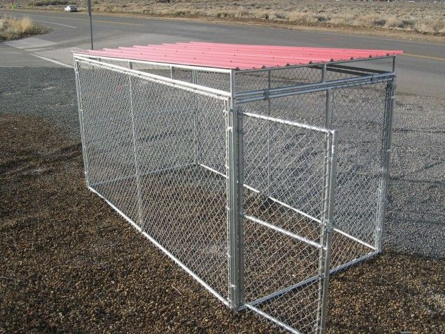 Dog Kennel Roof Kit 10 X 10 Ft Model Dkr10100 True Value Dog Kennel Roof Dog Kennel 10x10 Dog Kennel