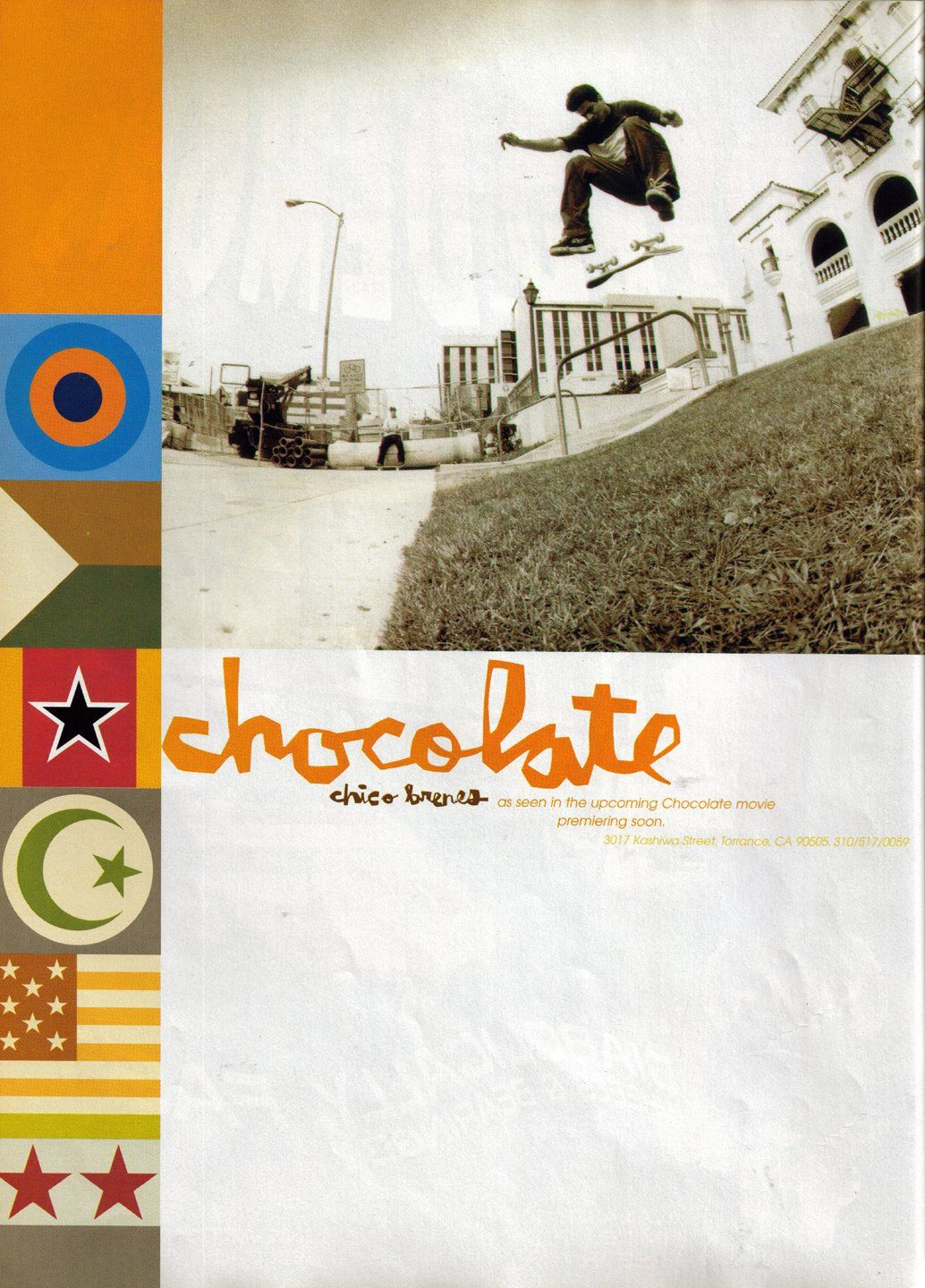 Chico Brenes, Chocolate ad, 1999(?) | Girl & Chocolate