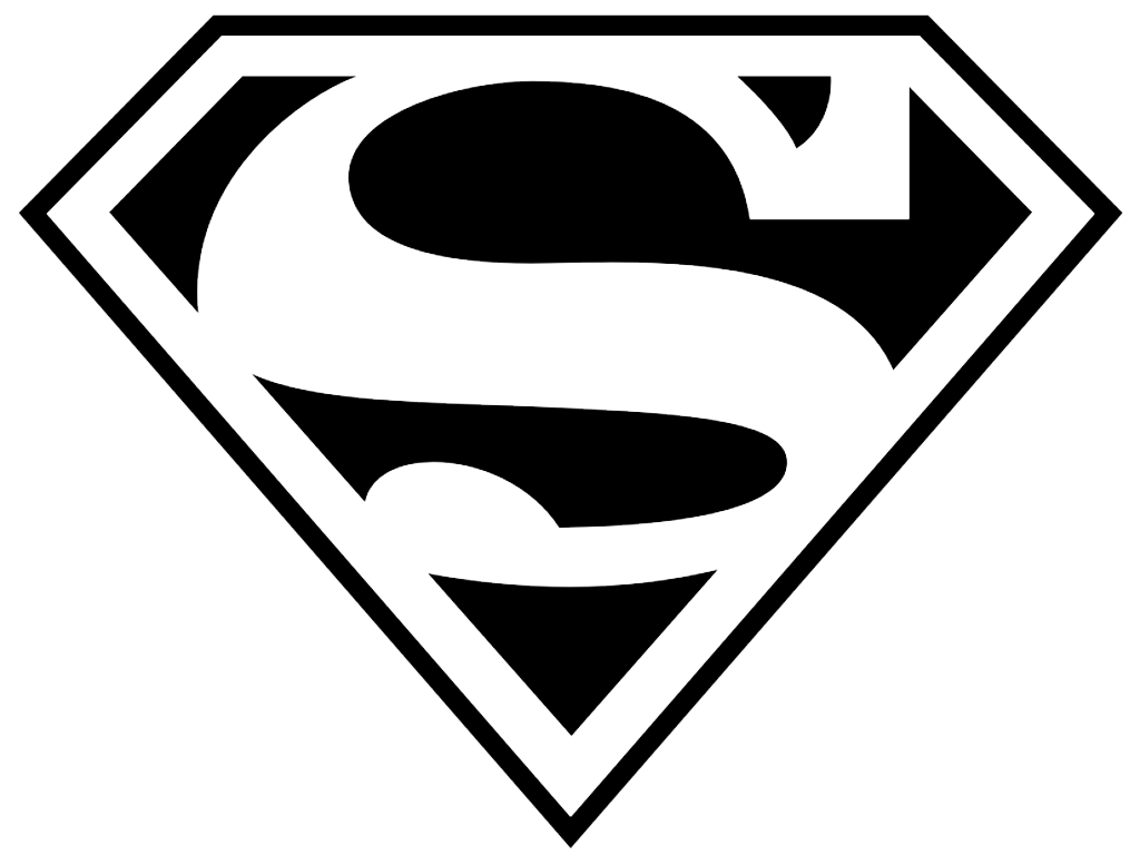 Www Pngall Com Wp Content Uploads 2016 06 Superman Logo Png Hd Png Simbolo Do Flash Super Heroi Silhouette Cameo