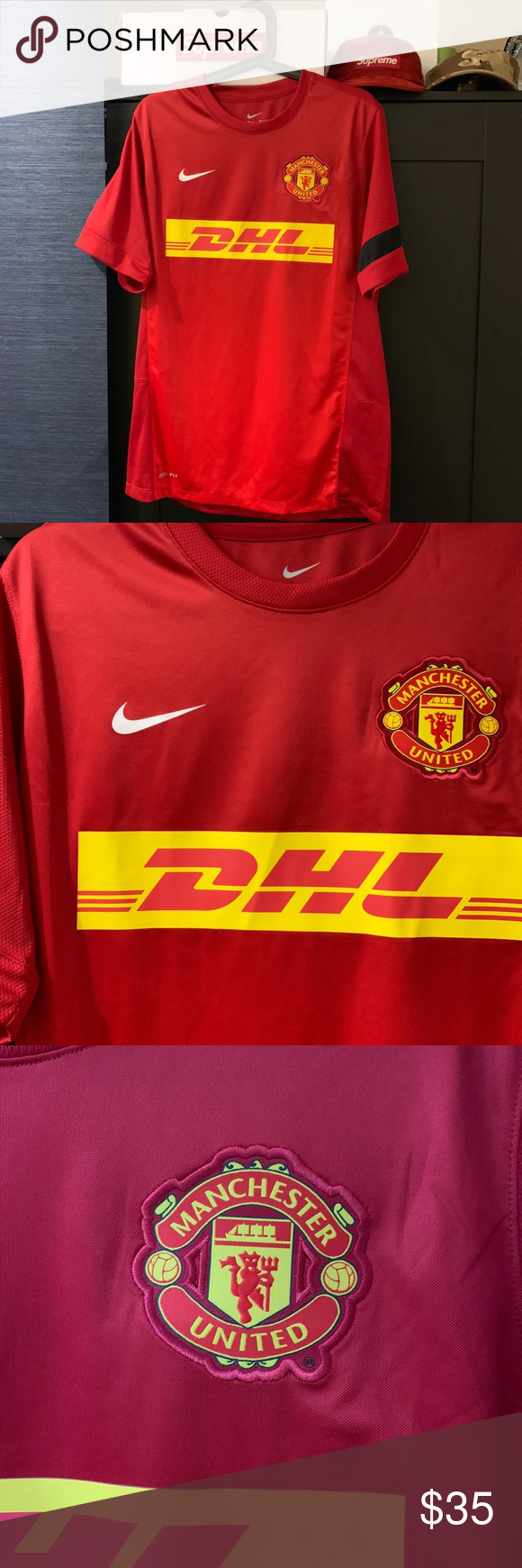 Manchester United Nike Jersey Nike Jersey Nike Shirts Clothes Design
