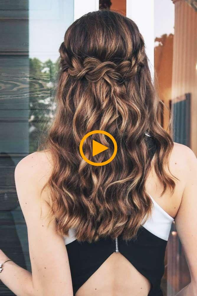 50+ Charming Braided Hairstyles – Hairstyle Women / Pinterest
