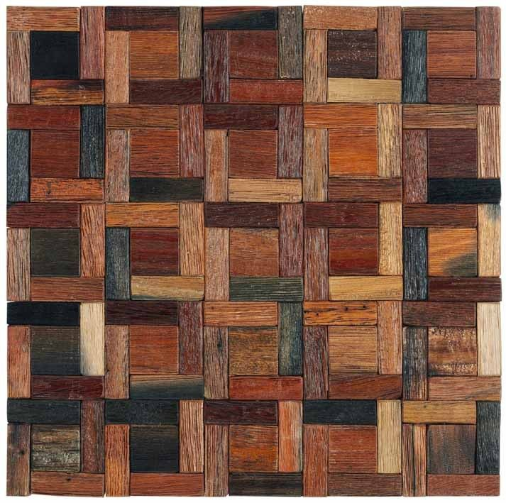 Aparici #mosaico #sail Frame 30x30 Cm | Holz | Im Angebot Auf ... Badezimmer Mosaik Holz