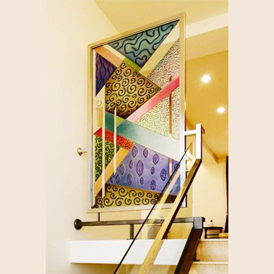 50 Ultimate Glass Painting Designs You Must Check: Go Limitless ...