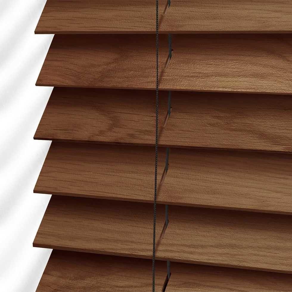 True Wood Uv Maple Slat Blind In 2020 Faux Wood Blinds Diy