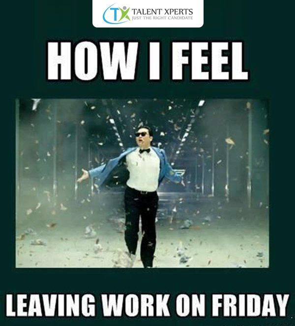 Friday Quote Funny Motivational: Leaving Work On #Friday Is Fun! #fridayfun #fridayparty