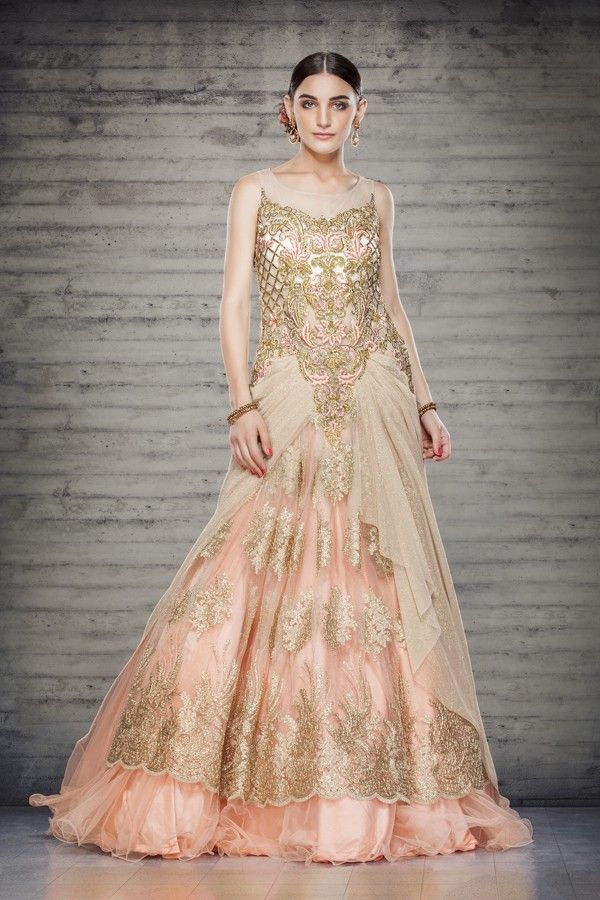 Offbeat Gowns For Indian Brides