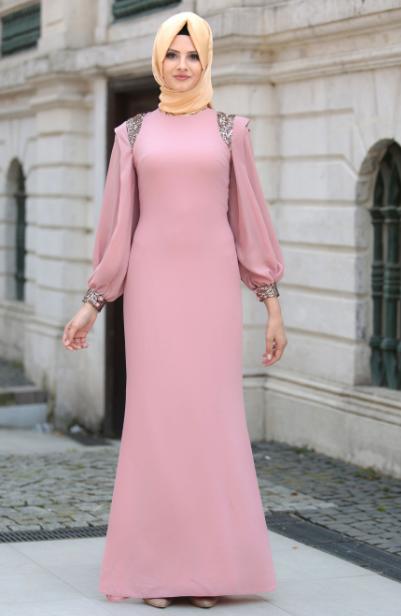 2019 Tesettur Abiye Elbise Modelleri Tesettur Abiye Elbise Kombinleri Elbise Modelleri Elbise Model