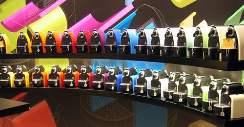 Pin By Loie Maxwell On Foodie Food Inspiration Nespresso Retail