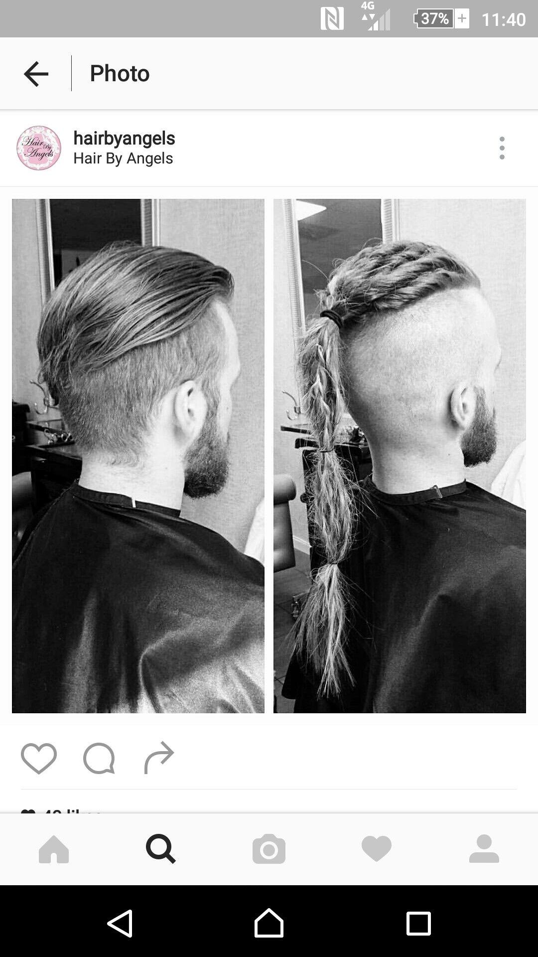 Ragnar hair extensions