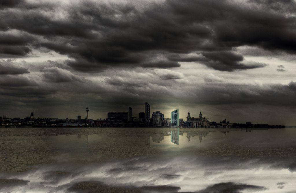 Storm Brewing Over Liverpool
