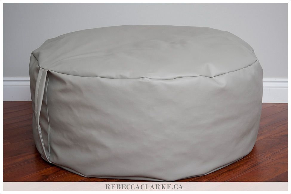 Diy Newborn Photography Bean Bag