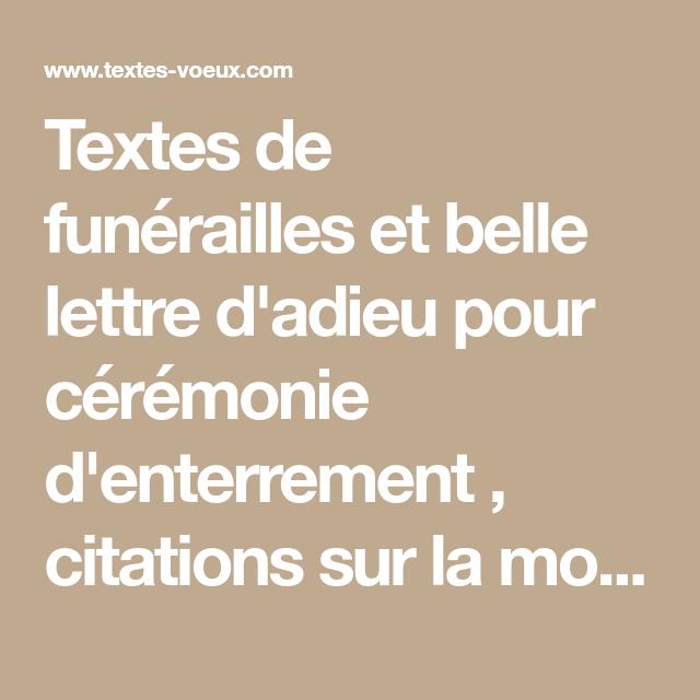 Hommage à Une Personne Décédée Textes De Funérailles