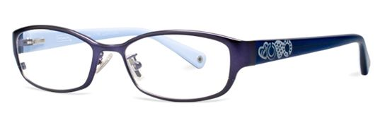 My first pair of eyeglasses, so why not go with Coach