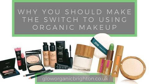 Making the switch to organic makeup is easier than ever nowadays. With a huge selection of stunning, high quality organic makeup products on the market.