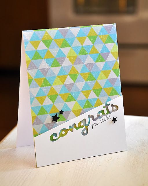 Simple yet effective card by Maile Belles, http://mailebelles.blogspot.com