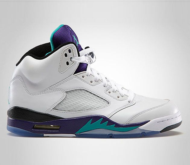 low priced 2ff5e dbf08 czech 100 duplicato nike air jordan 5 bambini nero new emerald grape scarpe  ice paypal 4qzm29 1a047 f4282  store air jordan v grapei have been waiting  on ...