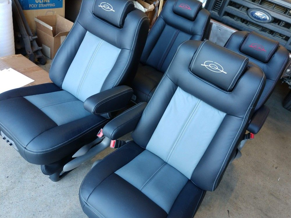 Chevrolet Express Van Ultra Seat Conversion Chevy Express