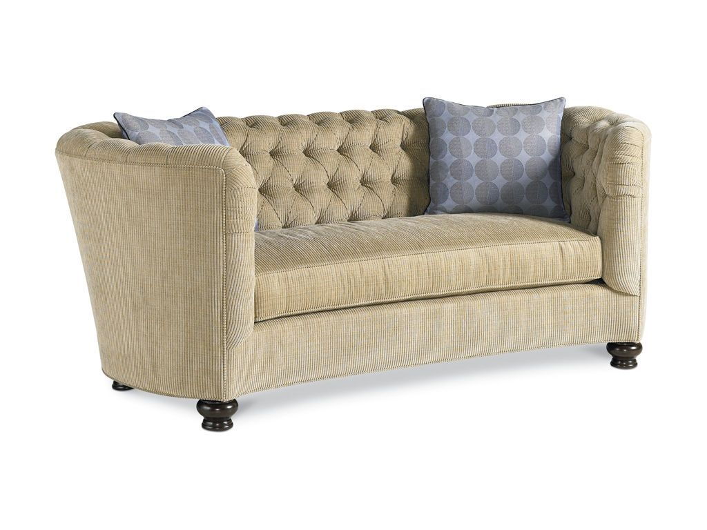 Drexel Heritage Living Room Carma One Cushion Sofa   Walter E. Smithe   11  Chicagoland Locations In Illinois And Merrillville, Indiana