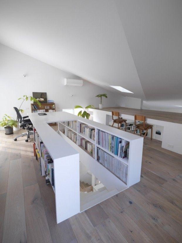 the corner house par ume architects home pinterest meuble rangement escaliers et rangement. Black Bedroom Furniture Sets. Home Design Ideas