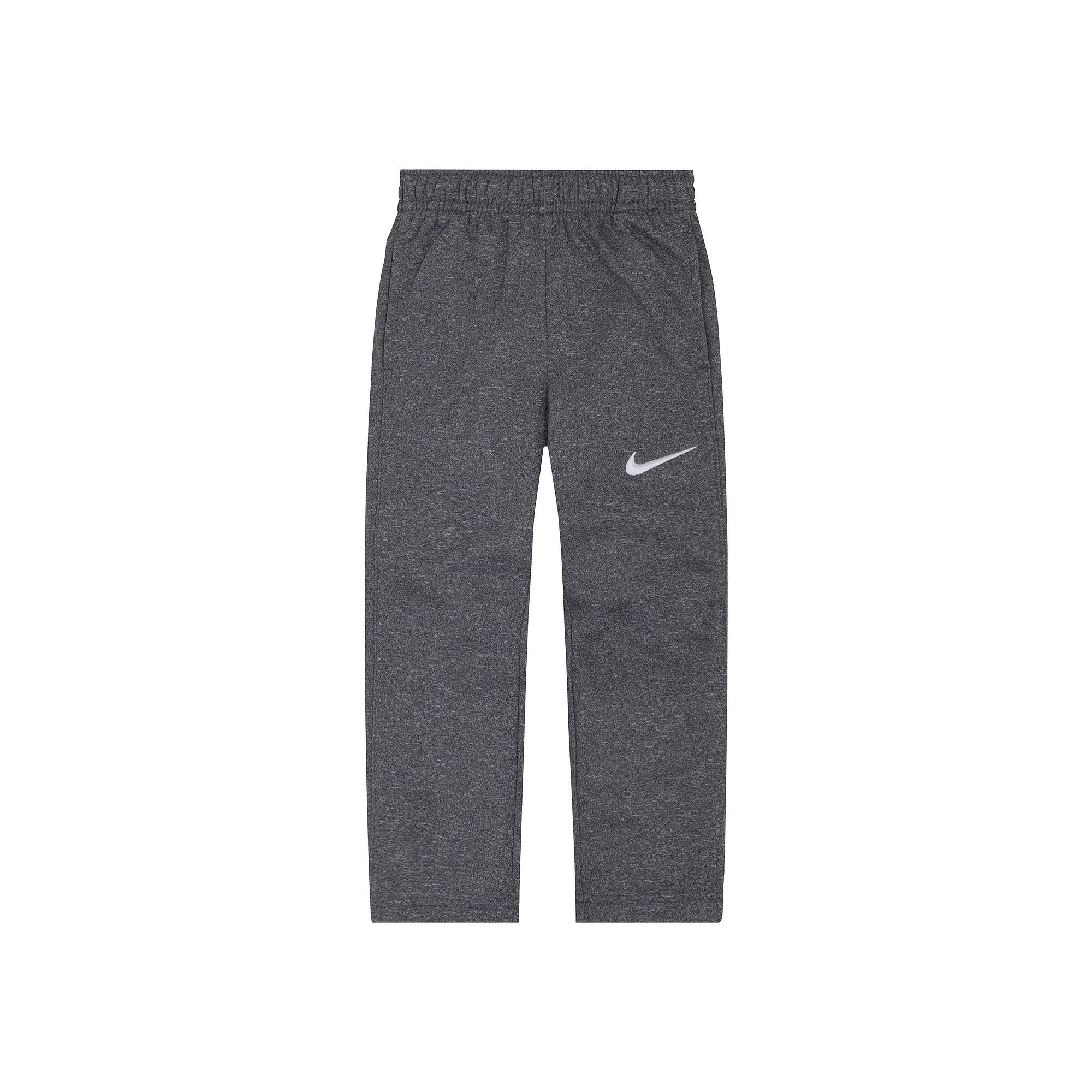 Toddler Boy Nike Therma-FIT Fleece Pant, Size: 4T, Grey Other