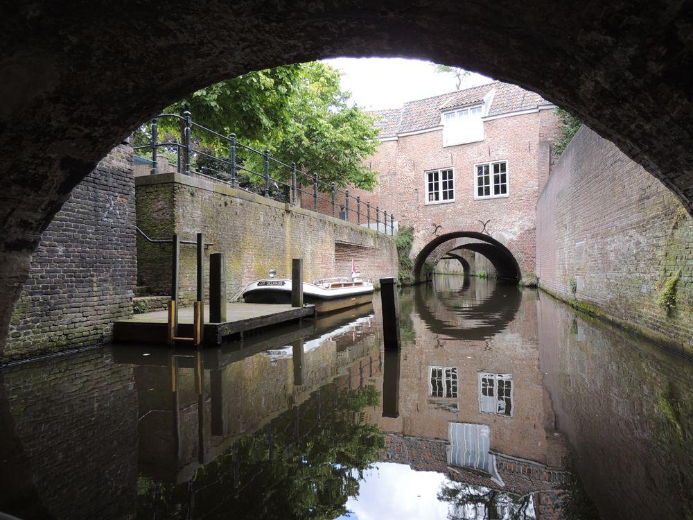 De Binnendieze in 's-Hertogenbosch