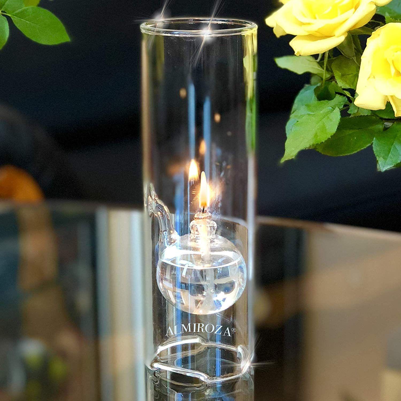 Almiroza Luxus Ollampe Handmade Mundgeblasen Magisch Bezaubernd