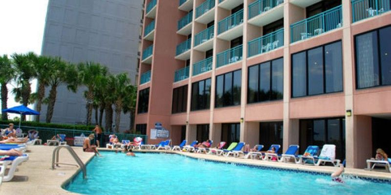 Sandcastle Oceanfront Resort South Beach Myrtle Hotel Reviews And Deals Hotels
