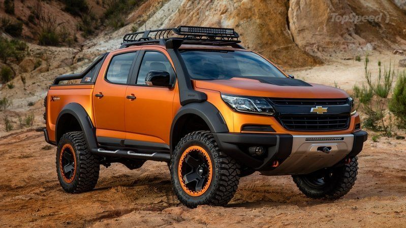 2016 Chevrolet Colorado Xtreme Review Top Speed Chevrolet