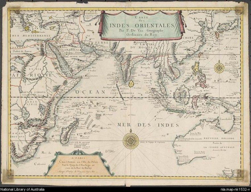 La Family Indonesia Tempo Doeloe Peta Tua Peta Sejarah Kuno