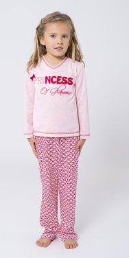f474ec54a Pijama niña largo Bordado