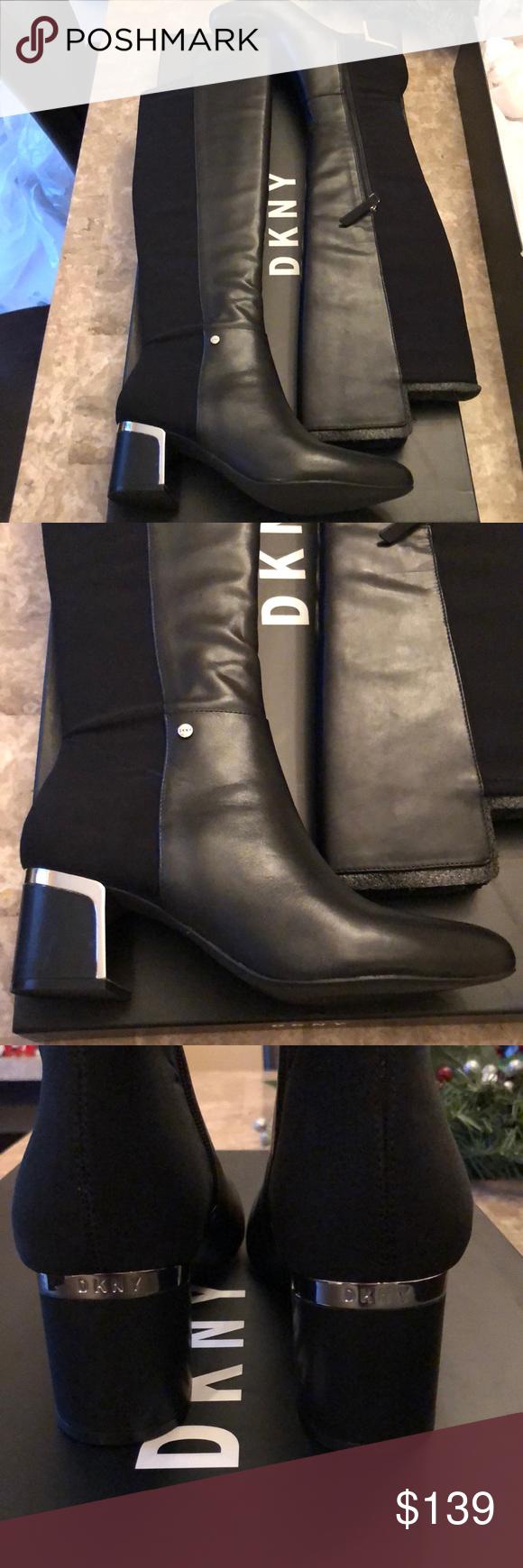 43e4abafd39 dkny cora knee high boot New dkny cora knee high boots Dkny Shoes Over the Knee  Boots