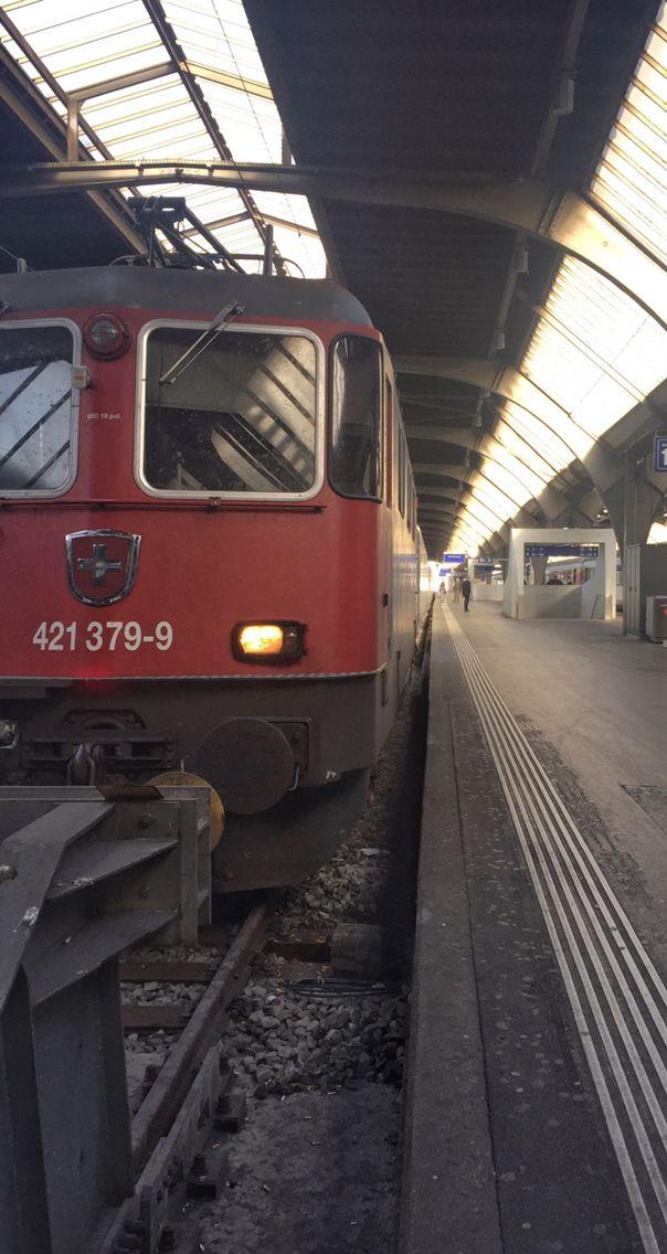 Zürich HB - Switzerland - www.spiralps.ch