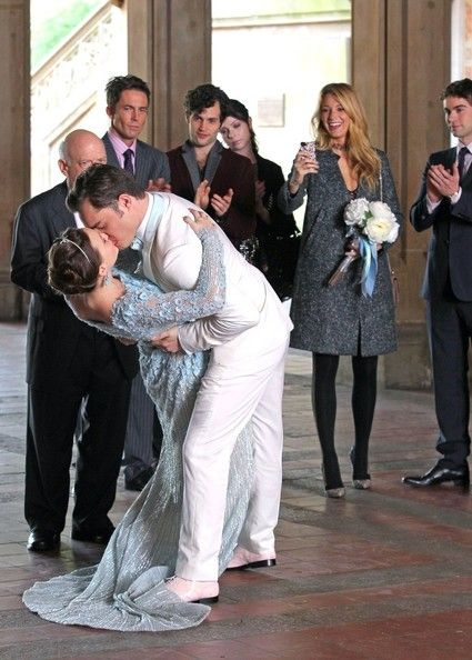 welcome-to-the-upper-east-side:    SPOTTED: CHUCK BASS AND BLAIR WALDORF MARRIED?