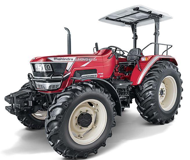 Mahindra Novo 655 Di Tractor Price Specs Details Mahindra Tractor Tractors Tractor Price