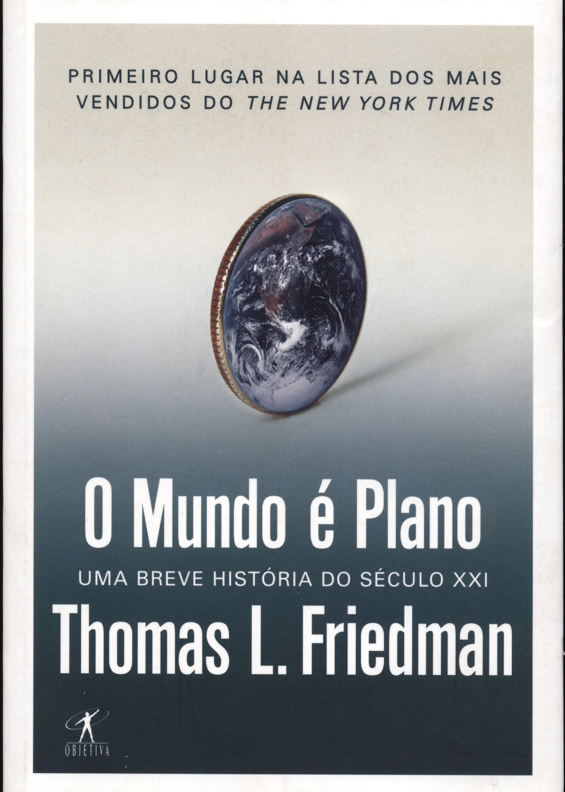O mundo é plano-esta leitura foi intrigante e complexa!
