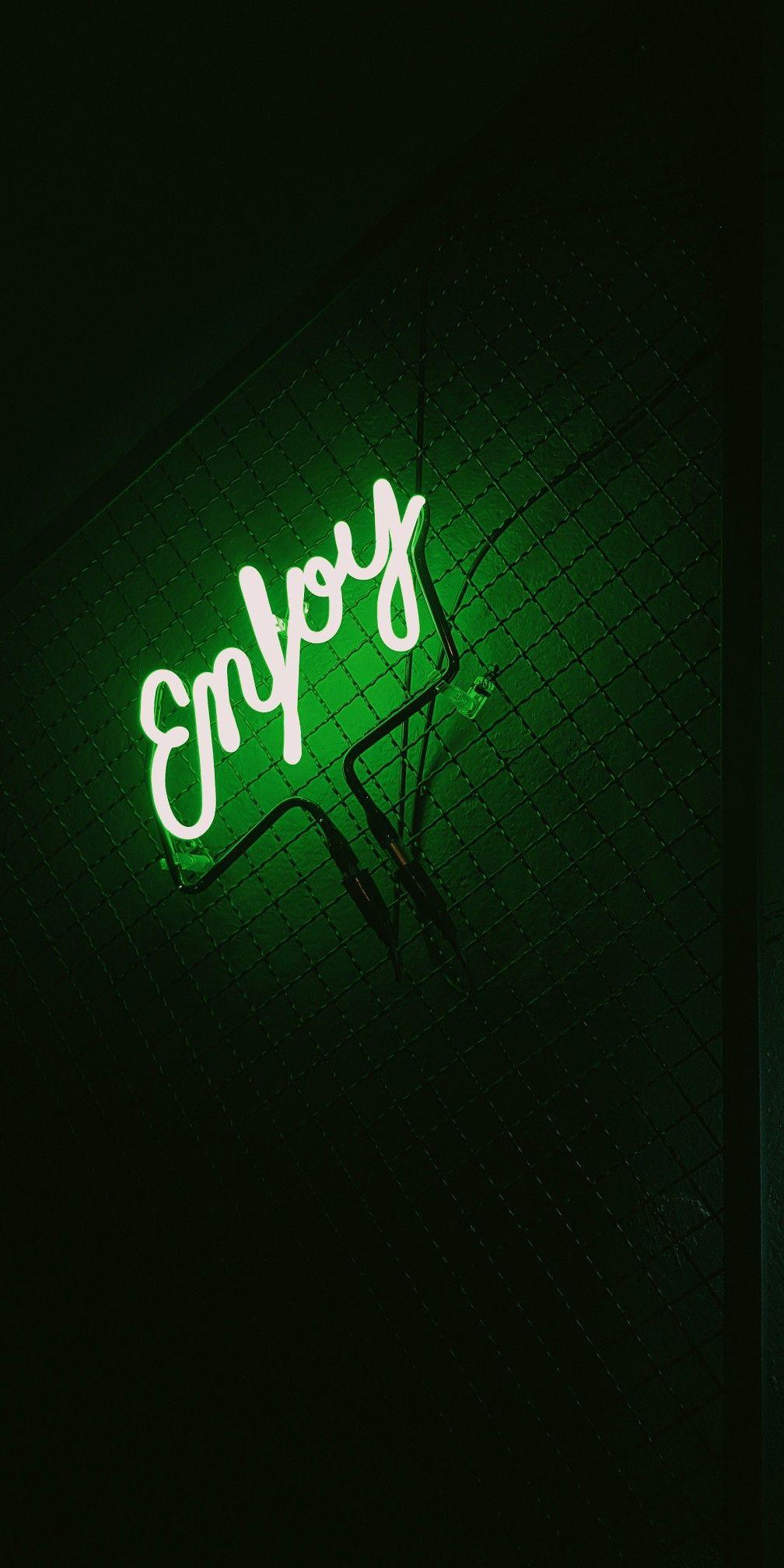 Dark Green Aesthetic Quotes