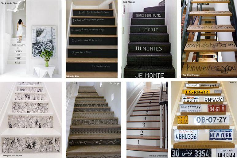 Épinglé par Carole Hofbauer sur Escalier   Pinterest   Escaliers ...