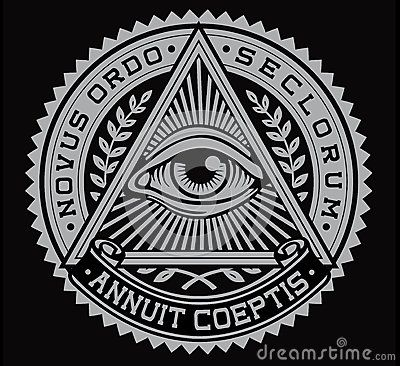 Stock Vector Of All Seeing Eye Crest Art By Tairy From The Collection IStock Get Affordable At Thinkstock India