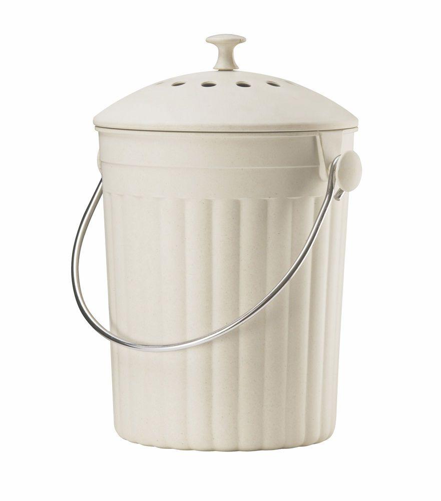 Eddingtons Creme Eco Kompost Eimer M 252 Lleimer Eimer Teedose