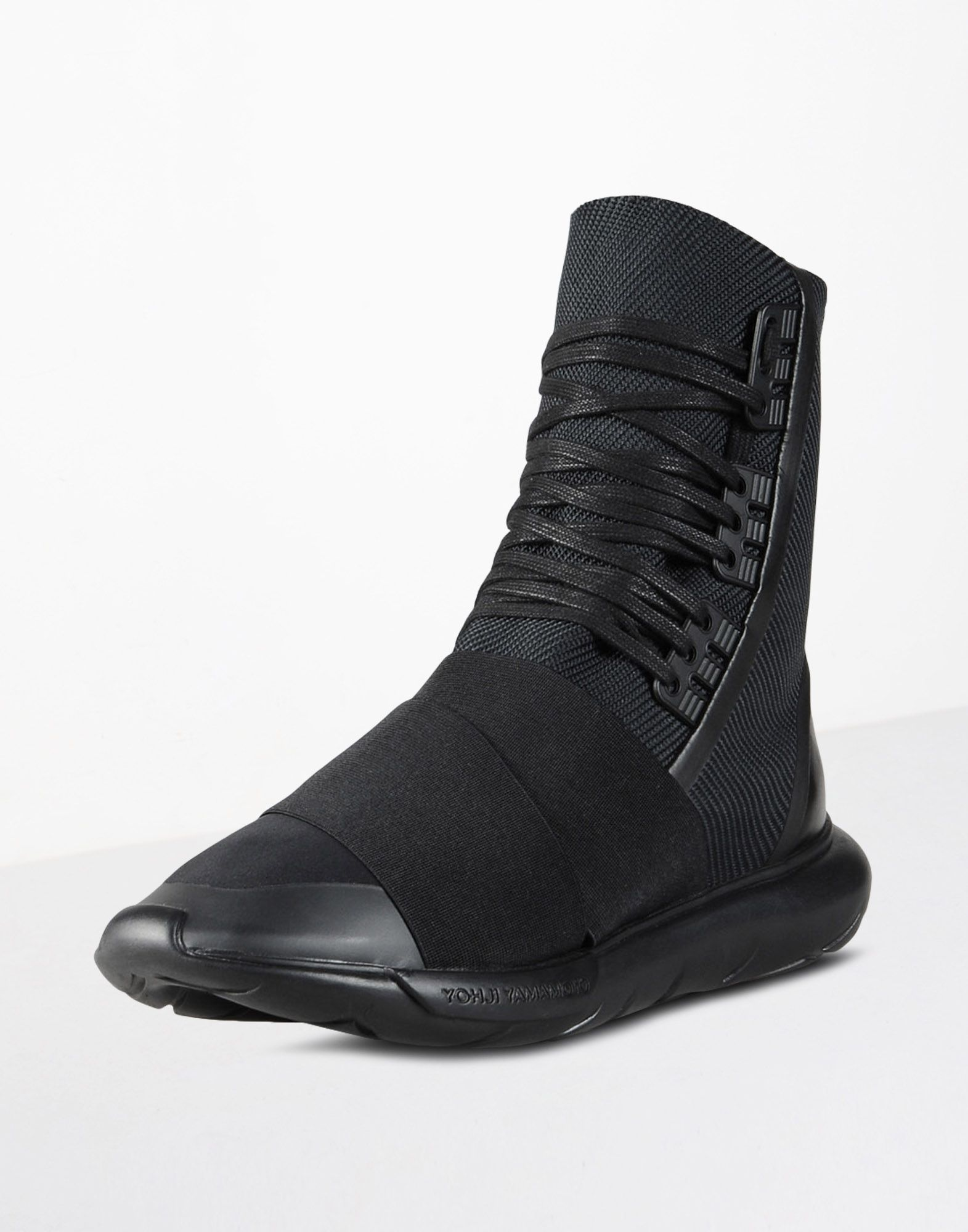 094f4b6c93720 Y-3 QASA BOOT SHOES man Y-3 adidas