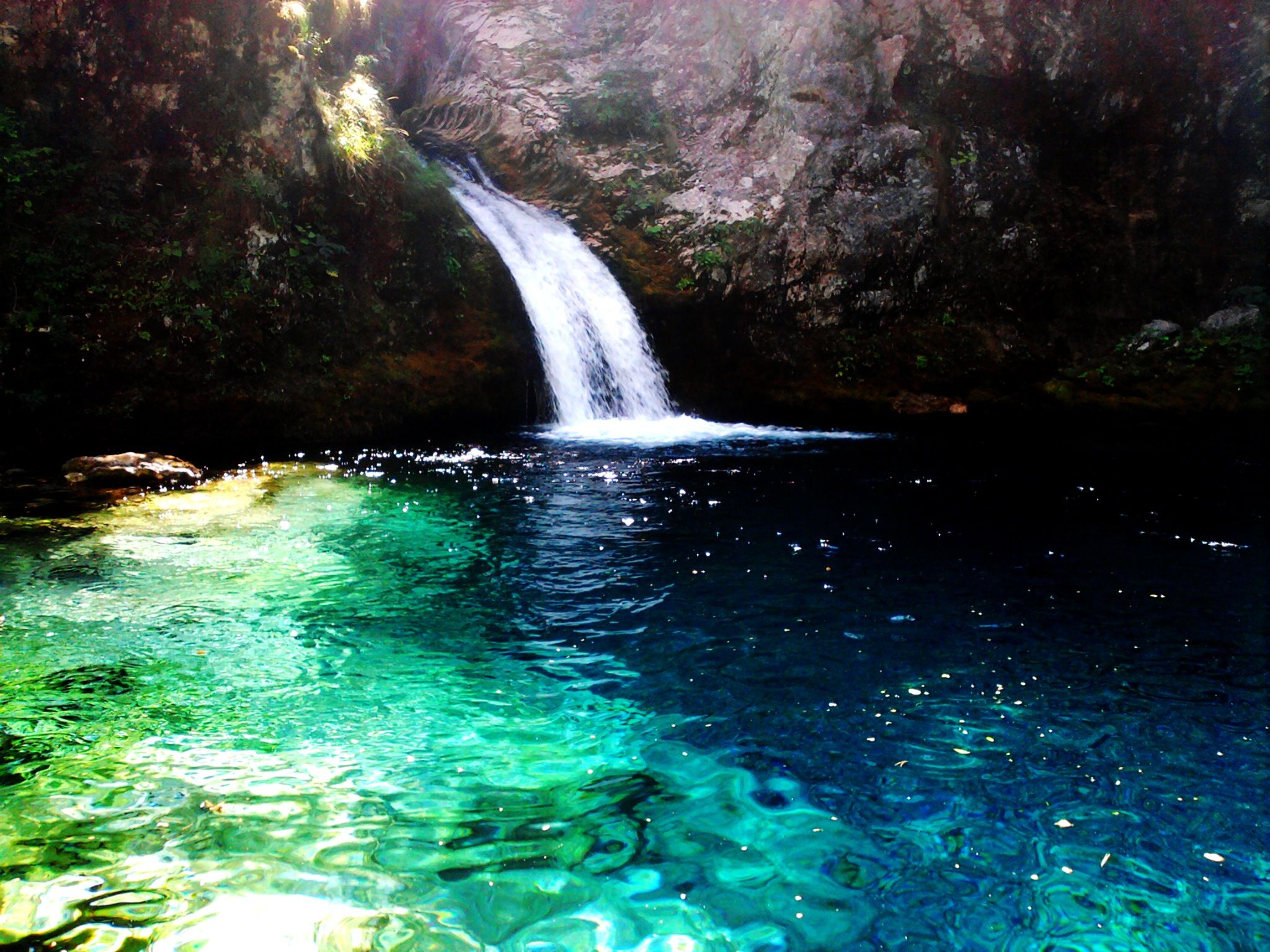 Theth Albania Syri I Kalter Places To Visit Water Waterfall
